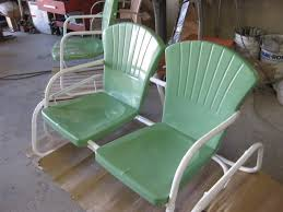 El Patio Furniture by Patio Furniture Powdercoated White And Ral 6021 Green Yelp