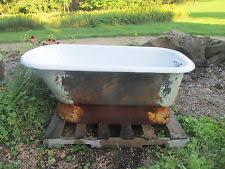 Antique Galvanized Bathtub Antique Bathtub Ebay