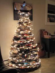 decorations diy handmade book lover u0027s christmas tree encased with