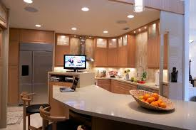 Where To Put Tv Where To Put Microwave In Kitchen Affordable Kitchen Interior