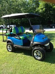 custom golf carts columbia sales services u0026 parts viper blue