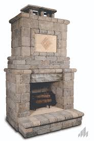 serenity 200 fireplace kit indianapolis natural stone