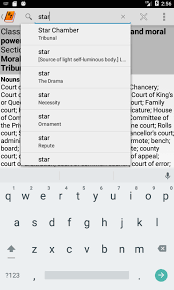 roget s thesaurus android apps on play
