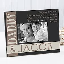 personalized picture frames i you every day