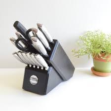 kitchen aid knives modern kitchens design with 14 pieces black kitchenaid knives set