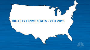 World Crime Rate Map by As Violence Spikes In Some Cities Is U0027ferguson Effect U0027 To Blame