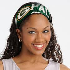 women s headbands green bay packers fan band jersey headband accessories women s