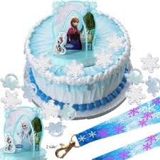 elsa birthday cake toppers image inspiration cake