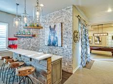 Basement Design Ideas Pictures And Videos Hgtv Basement Design Ideas Photos