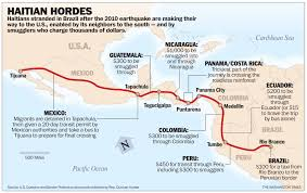 Map Of Tijuana Mexico by Mexican Officials Helping Haitian Illegal Immigrants Reach U S