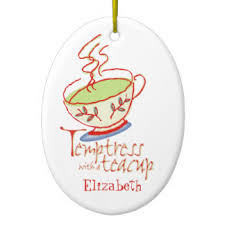 teacup ornaments keepsake ornaments zazzle