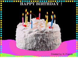 birthday cake gif u0026 share giphy