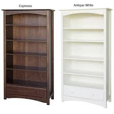 Bookshelf Antique 23 Innovative Antique White Bookcases Yvotube Pier One Holtom