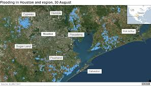 houston map flood in maps houston and flooding news