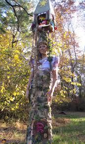 rapunzel in her tower handmade costume