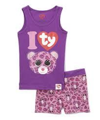 zulily deals burt u0027s bees pjs beanie boos cute kids clothes