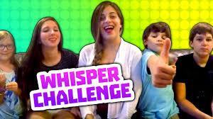 Challenge Baby Ariel Whisper Challenge Feat My Family Baby Ariel