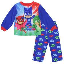 disney junior pj mask catboy gekko owlette boys pajama