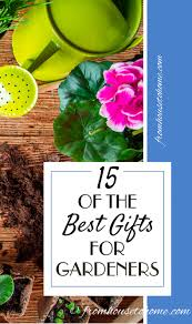 best gifts for gardeners home outdoor decoration