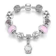 murano bead bracelet images Murano glass beads bracelet for women jpg