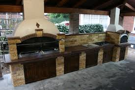 outside kitchen ideas the amazing of rustic outdoor kitchen ideas tedx designs