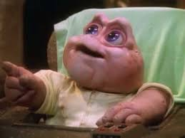 Baby Sinclair Meme - not the momma youtube