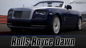 rolls royce racing forza motorsport 6 rolls royce dawn racing a land yacht top