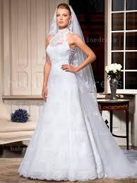 sleeveless wedding dress lace wedding dresses sleeveless high neck court