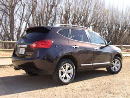 nissan rogue off road quick review the 2011 nissan rogue is a righteous and frugal