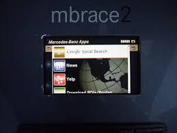 mbrace mercedes mercedes mbrace 2 mercedes adds search to