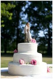 never thought of this as a caketopper cute mormon weddings u003c3