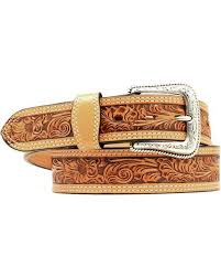 men u0027s belts tooled leather concho beaded sheplers
