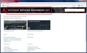 autocad 2017 online help autodesk community