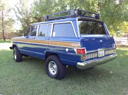 jeep wagoneer lifted 1979 jeep wagoneer u2013 the jeep farm