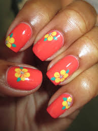 easy spring nail designs