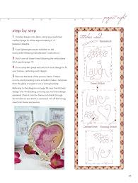 simply redwork embroidery the hugs u0027n kisses way helen stubbings