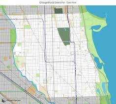 Chicago Transit Authority Map by Map Of Chicago Projects Humphreydjemat Co