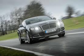fourtitude com bentley gives the flying spur a 500hp twin turbo