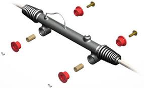 mustang 2 power rack and pinion how to diagnose and repair rack and pinion bushings racingjunk
