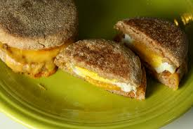 Sonic Breakfast Toaster Calories Breakfast Sandwiches With Egg And Cheese Macheesmo