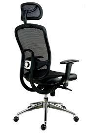 chaise ergonomique de bureau trendy chaise orthop dique de bureau fauteuil ergonomique perineos