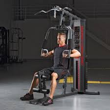 Chair Gym Review Amazon Com Marcy 150 Lb Multifunctional Home Gym Station Mwm
