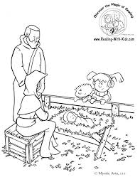 christmas coloring page jesus cute coloring