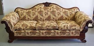 Upholster A Sofa Duncan Phyfe Sofa Fabrics And Frames Furniture