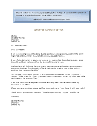 financial hardship letter template 36 images 35 simple