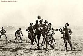 christmas truce u2013 1914