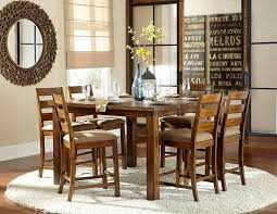 solid wood counter height table sets homelegance 2617n 36 ronan counter height table set with solid wood