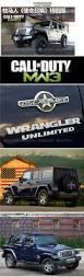 call of duty jeep decal 1 pcs sahara oscar mike call of duty mw3 rubicon wrangler
