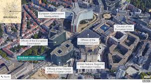 Madrid Airport Map Brussels Explosions What We Know About Airport And Metro Attacks