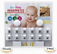 amazon com baby u0026 child proof cabinet u0026 drawers magnetic safety
